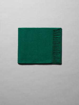 Шарф зеленого цвета   5695898