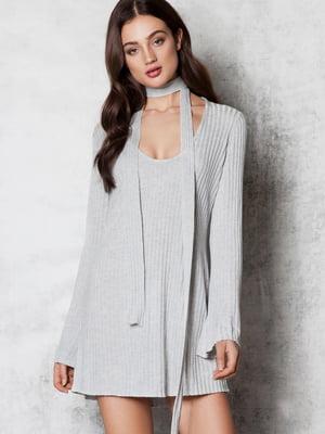 Сукня сіра   5695936