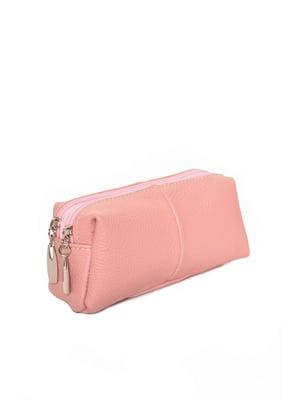 Косметичка рожева | 5701815