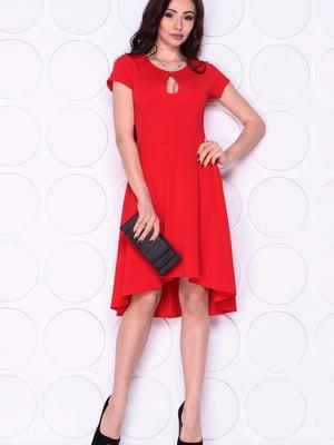 Сукня червона | 5701435