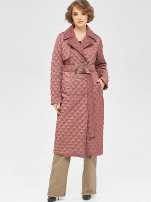 Пальто бузкового кольору   5701999