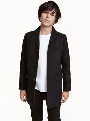 Пальто черное | 5683274