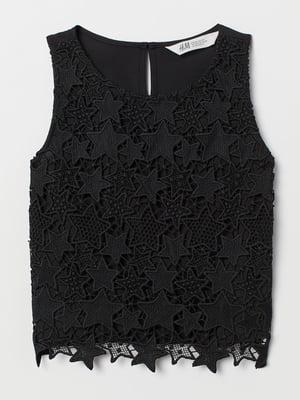 Блуза чорна | 5683500