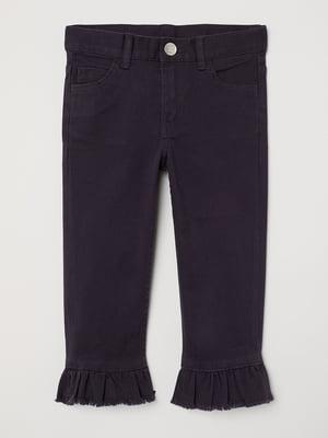Капрі темно-фіолетові | 5683517