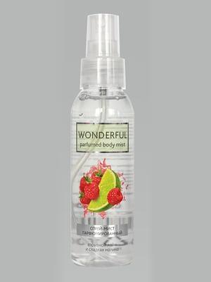 Спрей-мист парфюмированный «Взрывной лайм и сладкая малина» (100 мл)   5653379