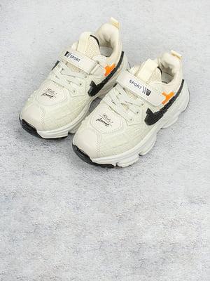 Кросівки білі | 5643400