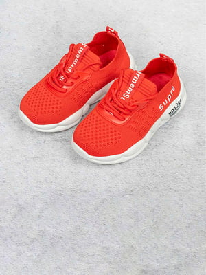Кросівки червоні | 5643404