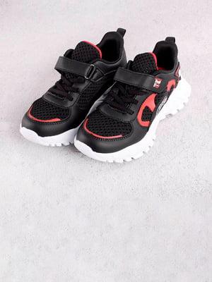 Кросівки чорні | 5643607