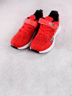 Кросівки червоні | 5643615