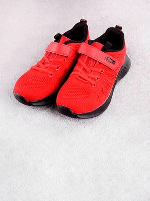 Кросівки червоні | 5643623