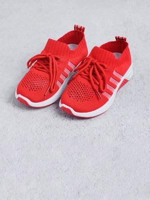 Кросівки червоні | 5643831