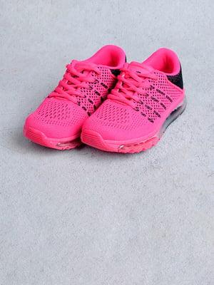 Кроссовки розовые | 5643932