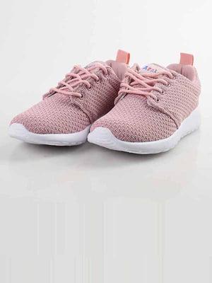 Кроссовки розовые | 5645532