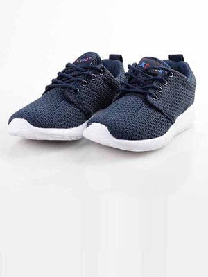 Кроссовки синие   5645533
