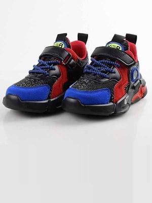 Кросівки триколірні | 5645547