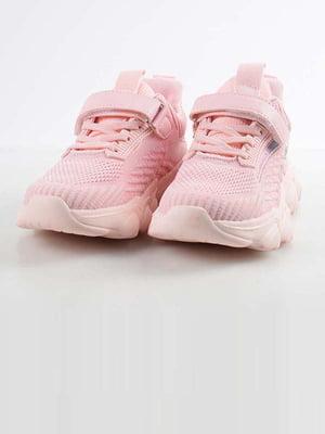 Кроссовки розовые | 5645551