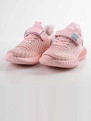 Кроссовки розовые | 5645557