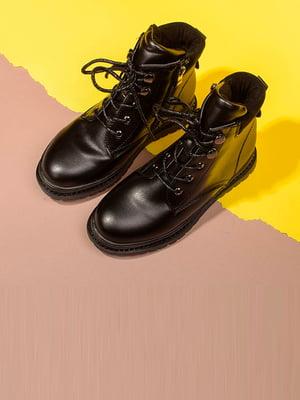 Черевики чорні | 5648413