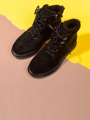 Черевики чорні | 5648414