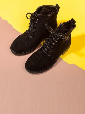 Черевики чорні | 5648429