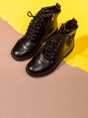 Черевики чорні | 5648430