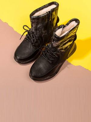 Черевики чорні | 5648450