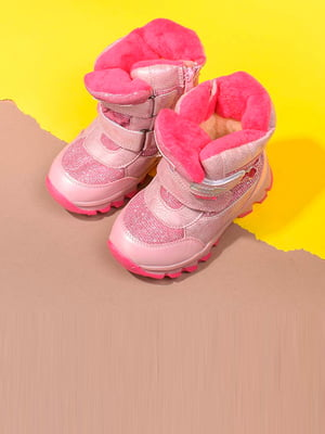 Черевики рожевого кольору | 5648476