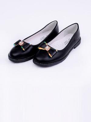 Туфлі чорні | 5649359