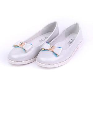 Туфлі білі | 5649360