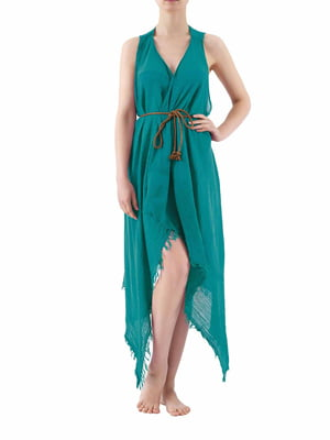 Сукня бірюзового кольору   5436605