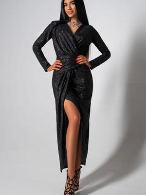 Платье черное | 5703281