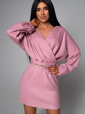 Сукня пудрового цвета | 5703282