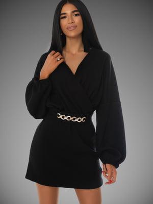 Платье черное | 5703284