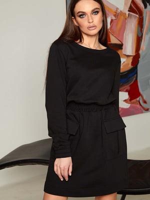 Платье черное | 5703285