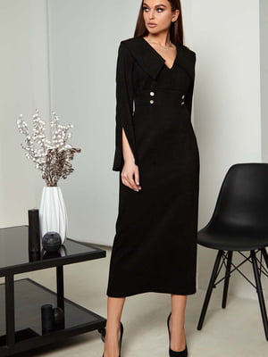 Платье черное | 5703303