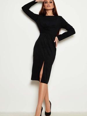 Платье черное | 5703305