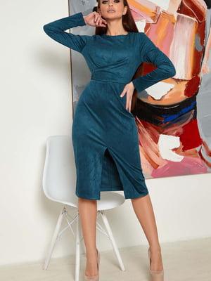 Сукня смарагдового кольору | 5703306