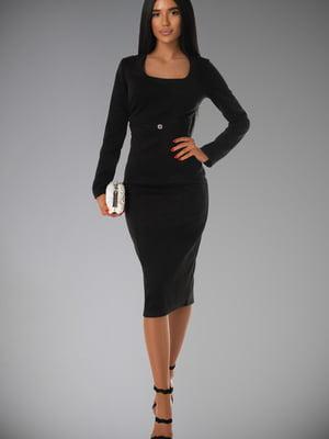 Платье черное | 5703320