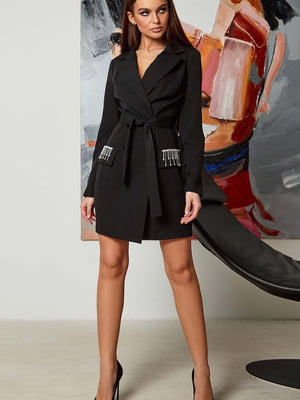 Платье черное | 5703321