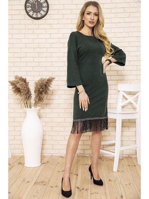 Сукня зеленого кольору   5703908
