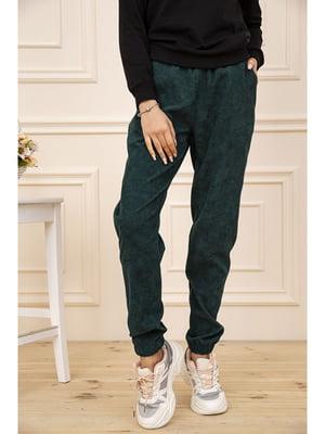 Штани зеленого кольору | 5704119