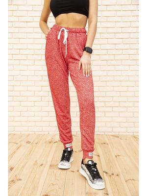 Штани червоного кольору | 5704212