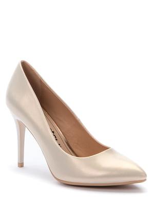 Туфли светло-бежевые | 5696871