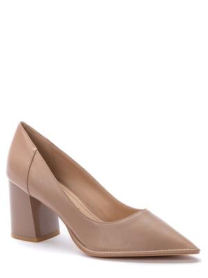 Туфли бежевые | 5696875