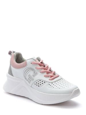 Кросівки білі | 5696879