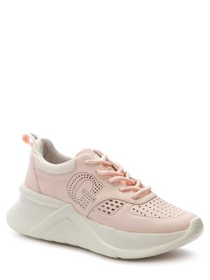 Кросівки персикового кольору | 5696881