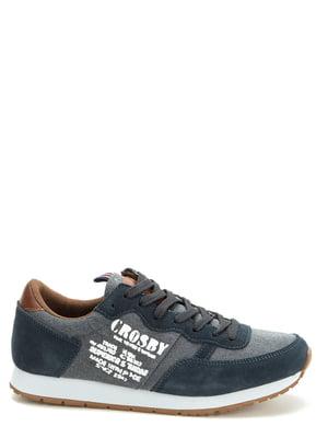 Кросівки темно-сині | 5696882