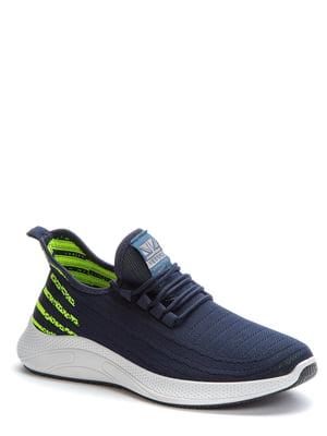 Кросівки сині | 5696919