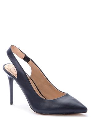 Туфлі темно-сині | 5696969