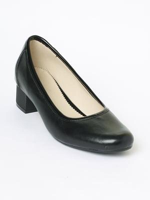Туфли черные | 5702472